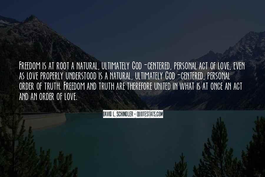 David L. Schindler Quotes #939940