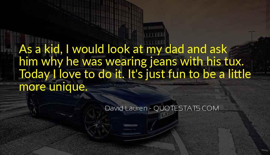 David Lauren Quotes #379777