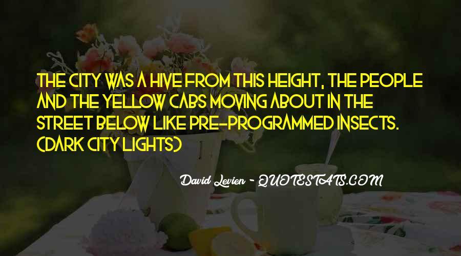 David Levien Quotes #120715