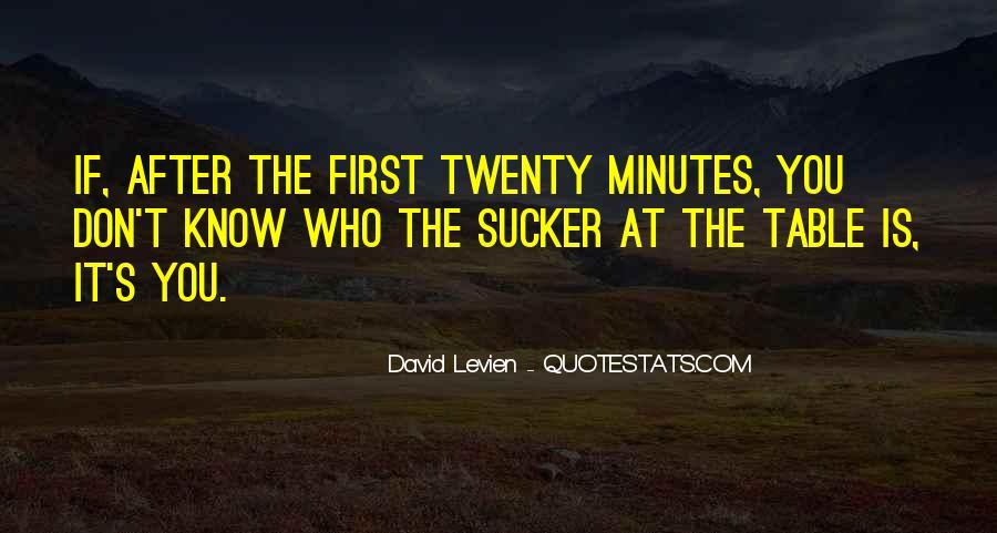 David Levien Quotes #1670379
