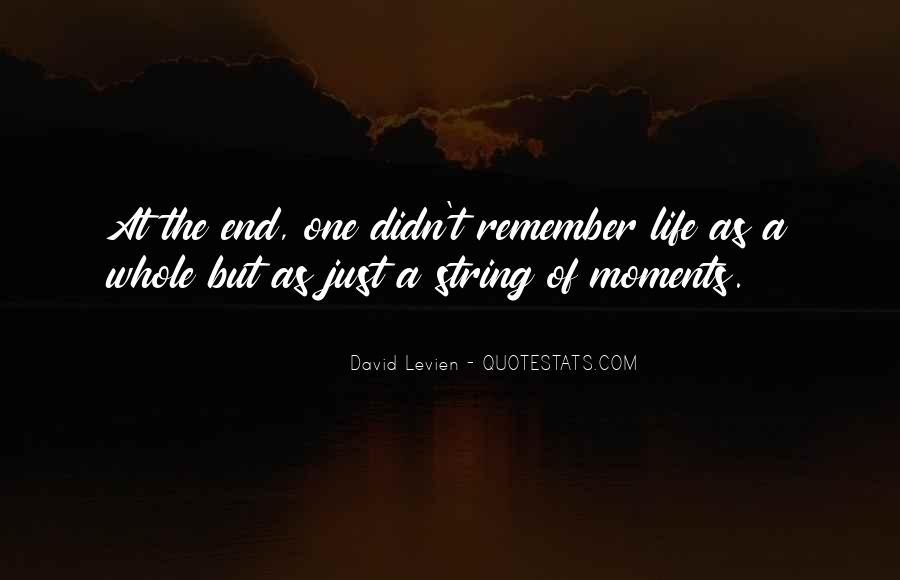 David Levien Quotes #795768
