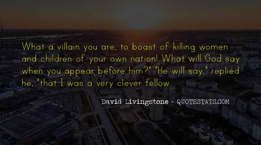 David Livingstone Quotes #1114535