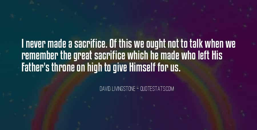 David Livingstone Quotes #1223198