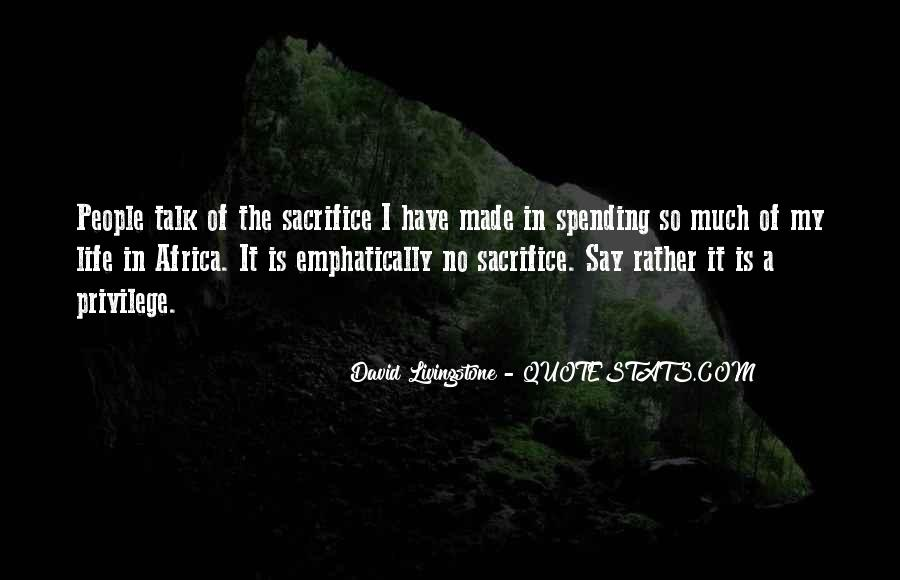 David Livingstone Quotes #1749996
