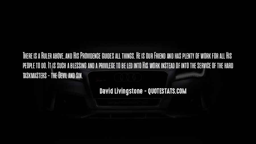 David Livingstone Quotes #203098