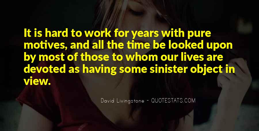 David Livingstone Quotes #21775