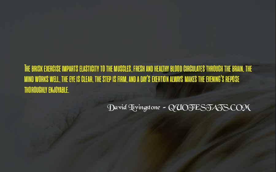 David Livingstone Quotes #319869