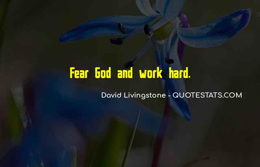 David Livingstone Quotes #38393