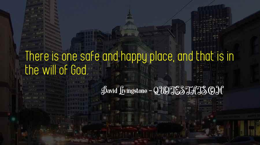 David Livingstone Quotes #610601