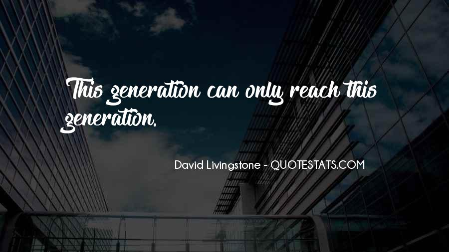 David Livingstone Quotes #785894