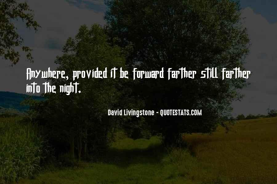 David Livingstone Quotes #802536