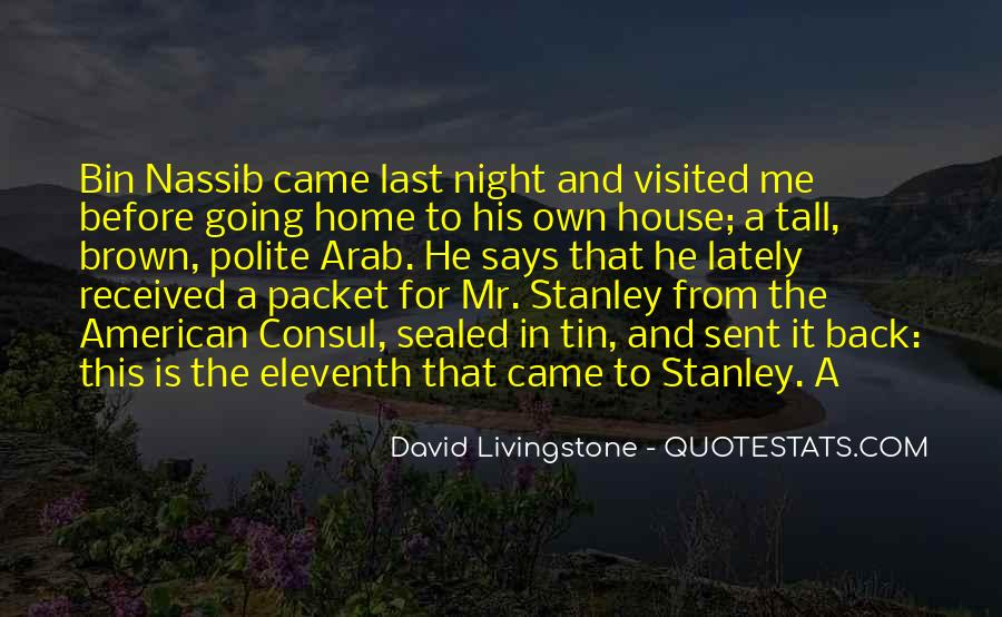 David Livingstone Quotes #819529