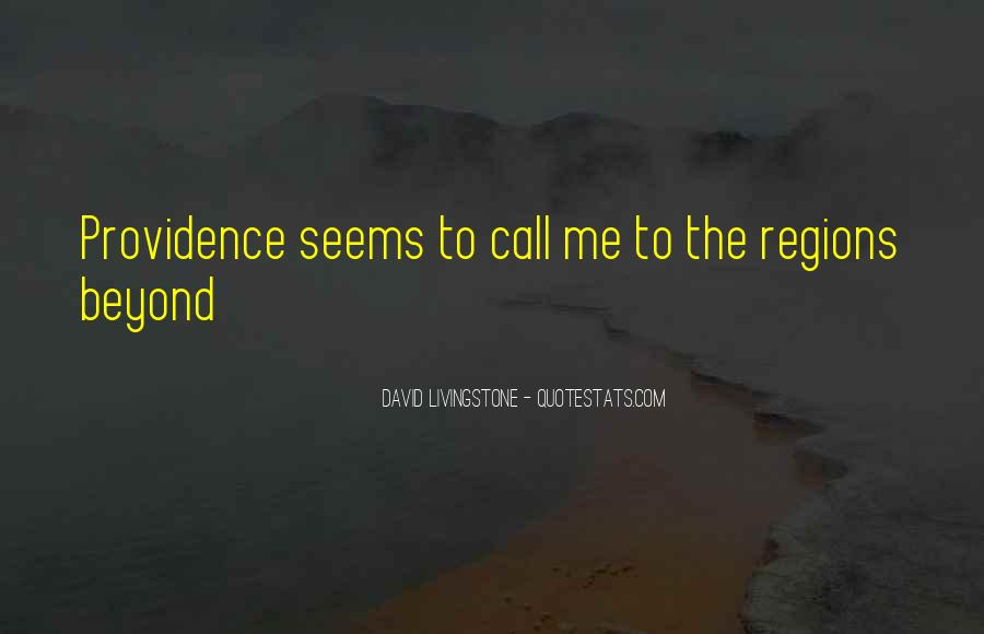 David Livingstone Quotes #872831