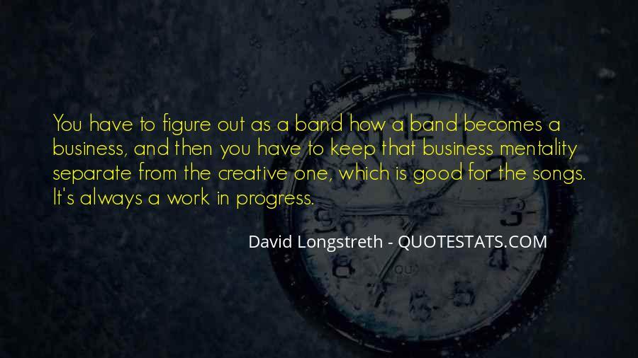 David Longstreth Quotes #1716621