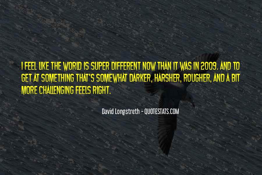 David Longstreth Quotes #350869