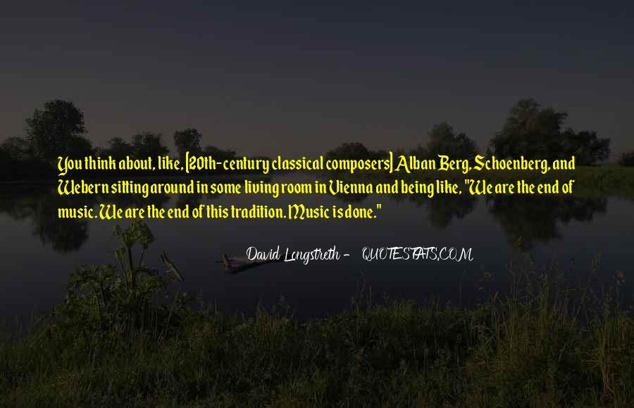David Longstreth Quotes #77235