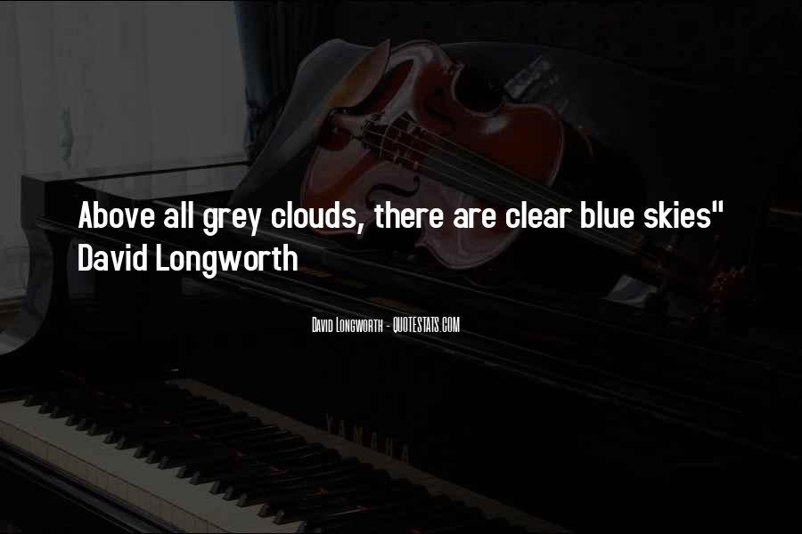 David Longworth Quotes #539717