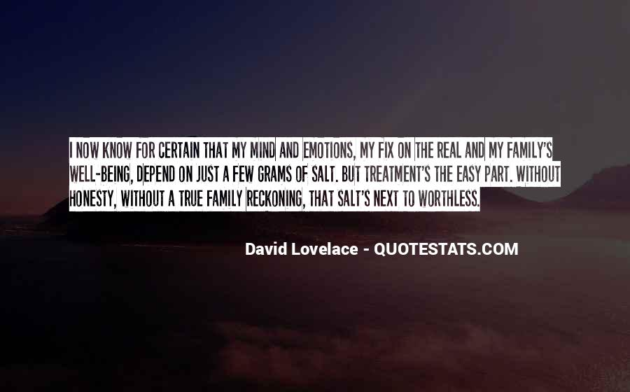 David Lovelace Quotes #1110103