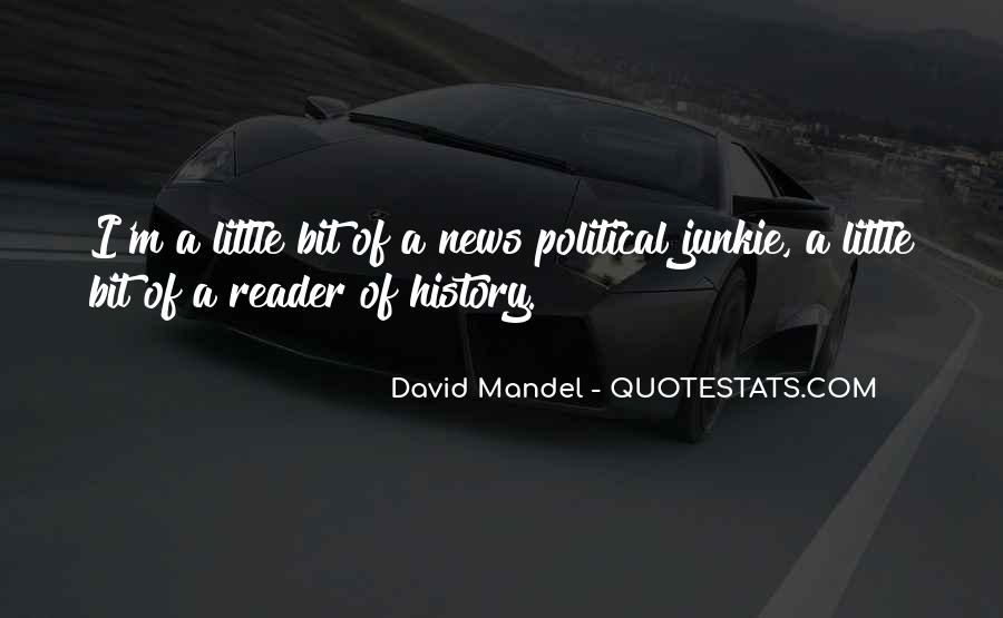 David Mandel Quotes #1716827