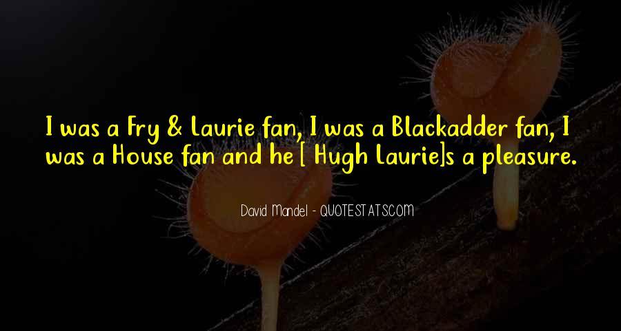 David Mandel Quotes #524664