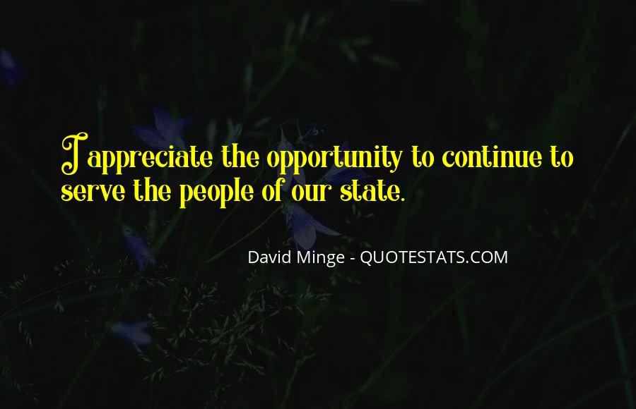 David Minge Quotes #1488472