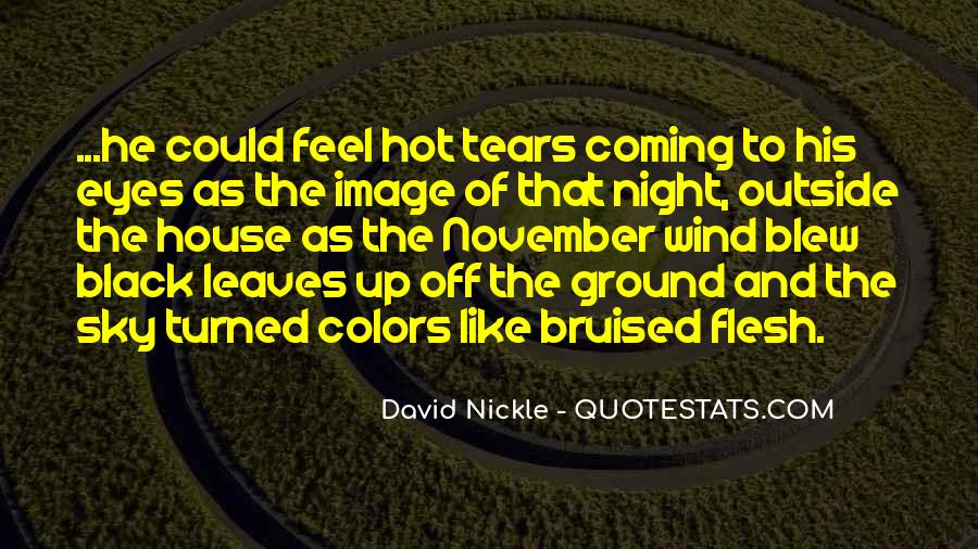 David Nickle Quotes #677536