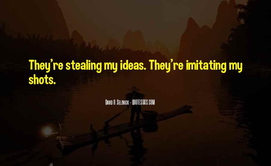 David O. Selznick Quotes #1040779