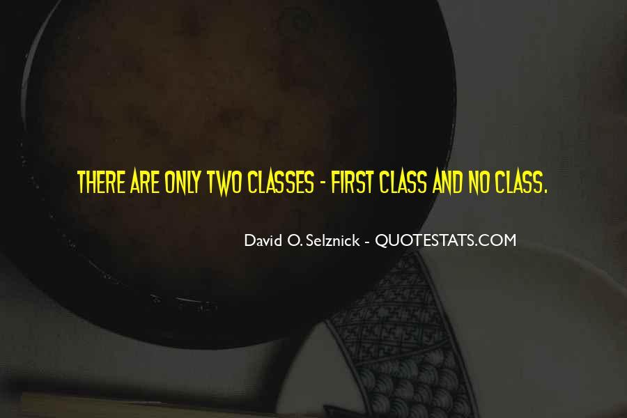 David O. Selznick Quotes #1323493