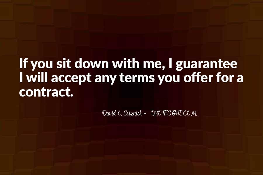 David O. Selznick Quotes #1409540