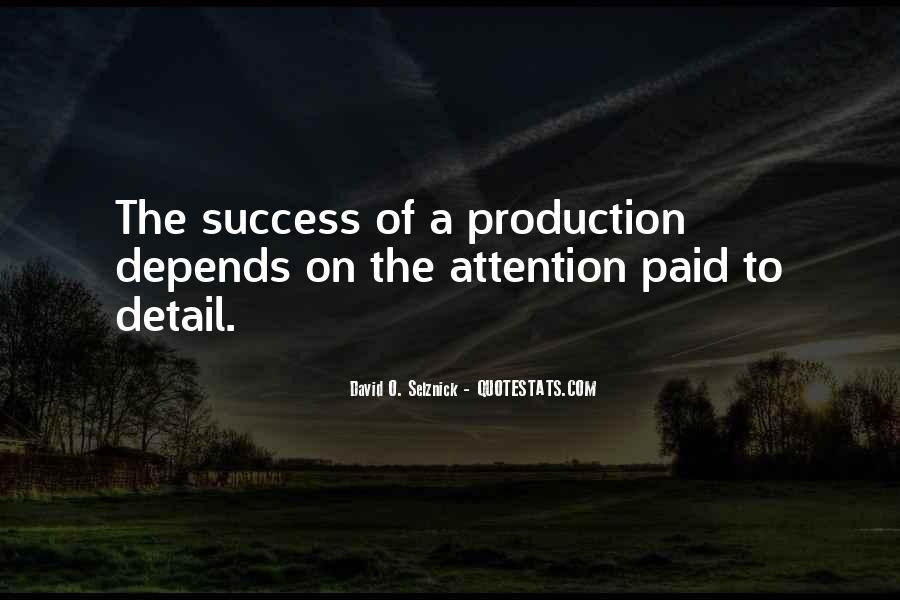 David O. Selznick Quotes #860008