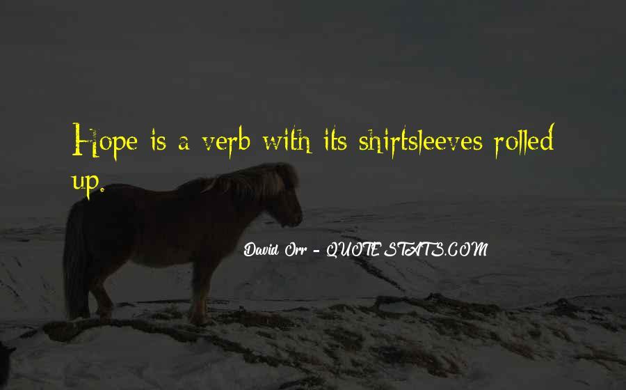 David Orr Quotes #1435497