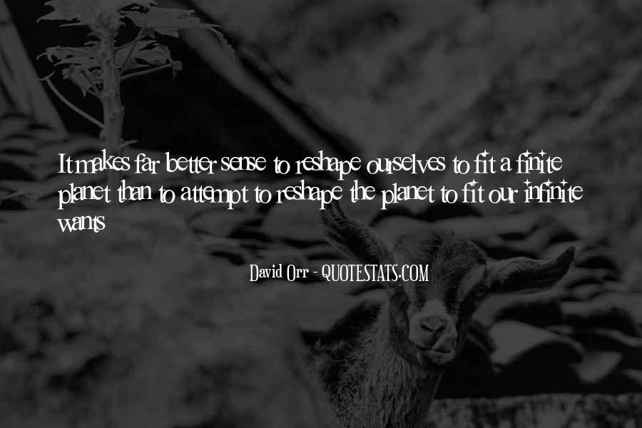 David Orr Quotes #627668