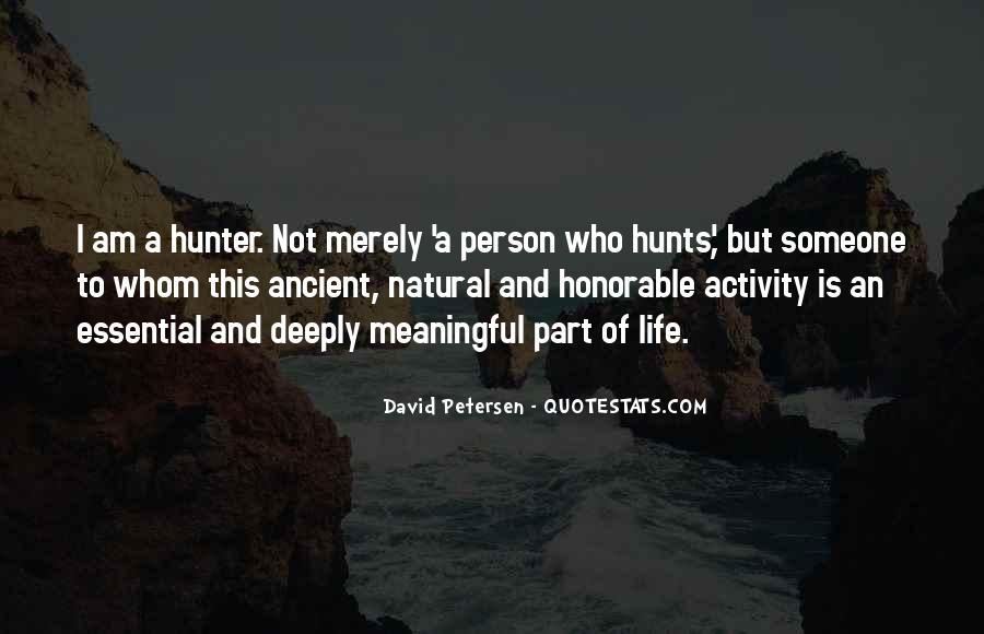 David Petersen Quotes #130836