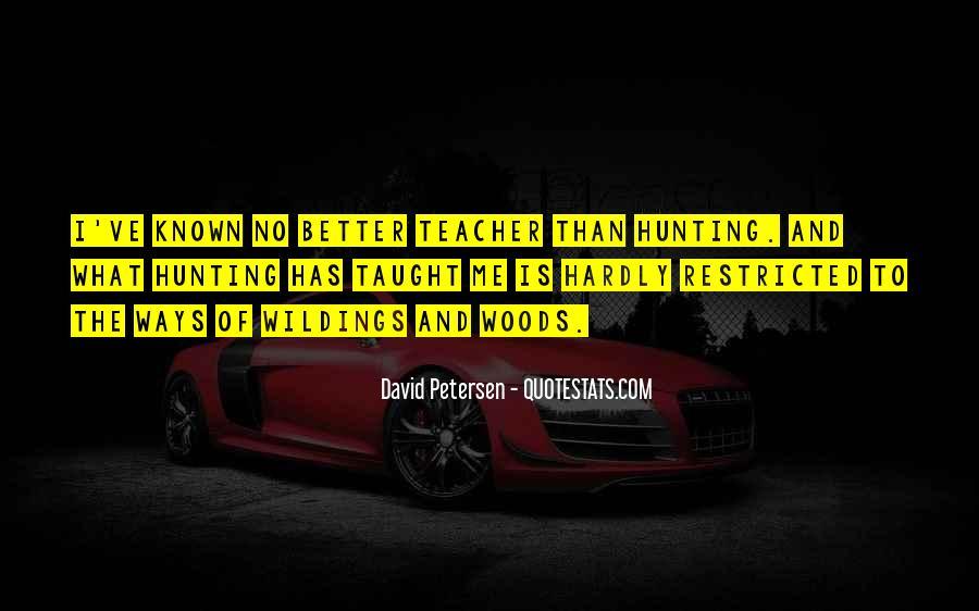 David Petersen Quotes #1602133