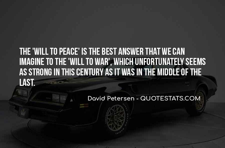David Petersen Quotes #797272