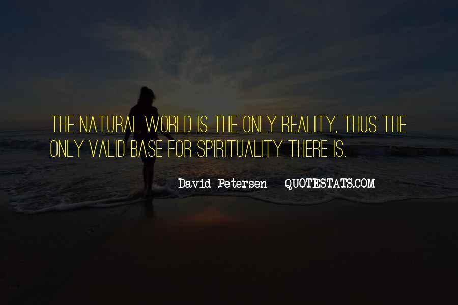 David Petersen Quotes #824915