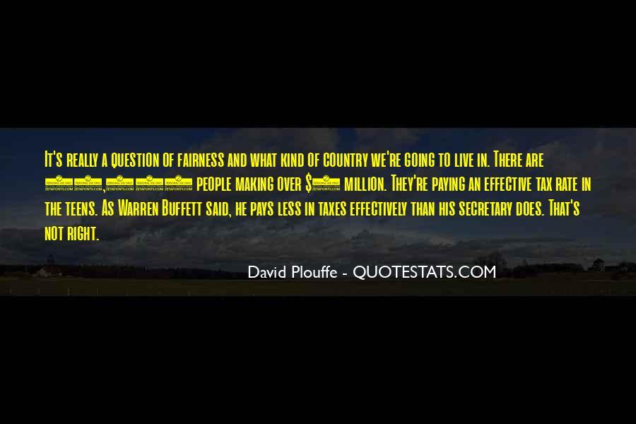 David Plouffe Quotes #1563497