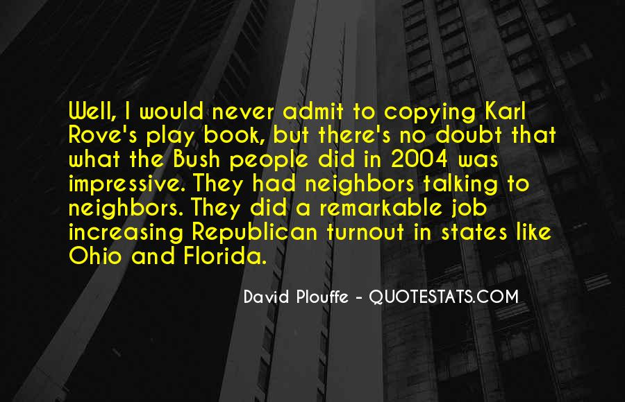 David Plouffe Quotes #1739421