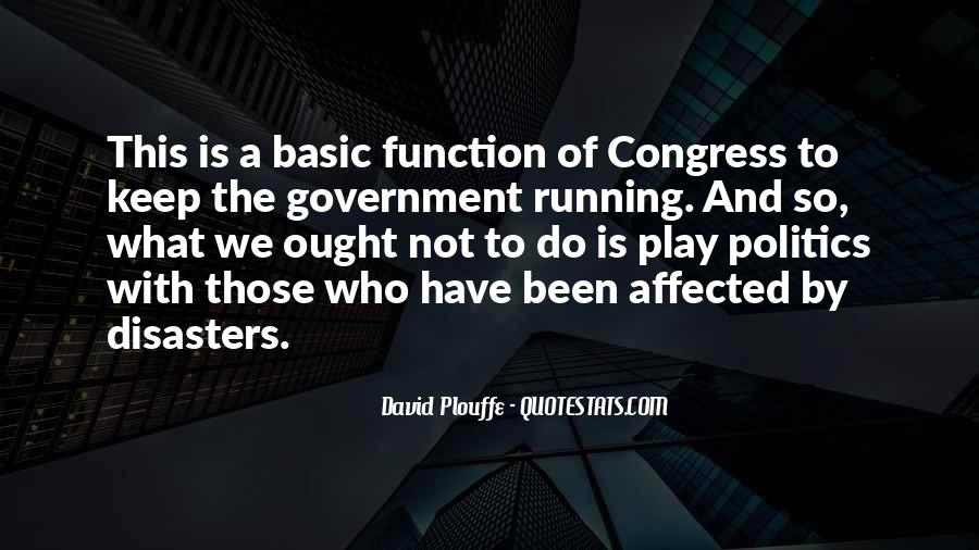 David Plouffe Quotes #202546