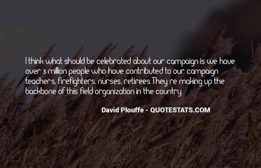 David Plouffe Quotes #437266