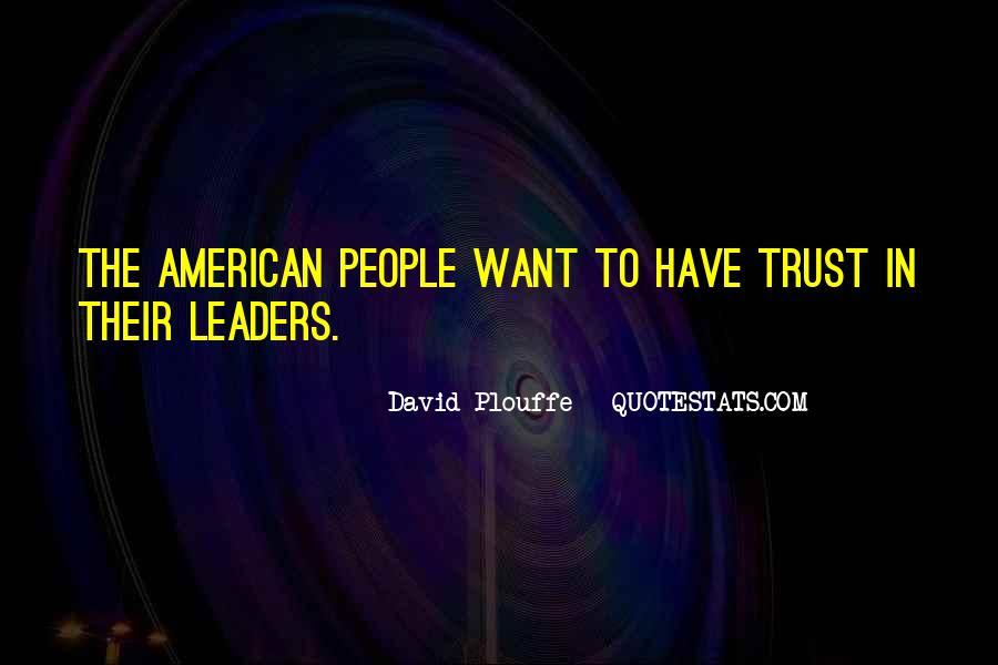 David Plouffe Quotes #467977