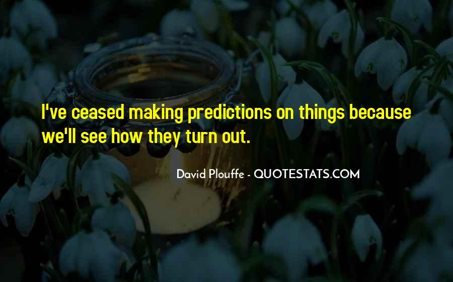 David Plouffe Quotes #552905