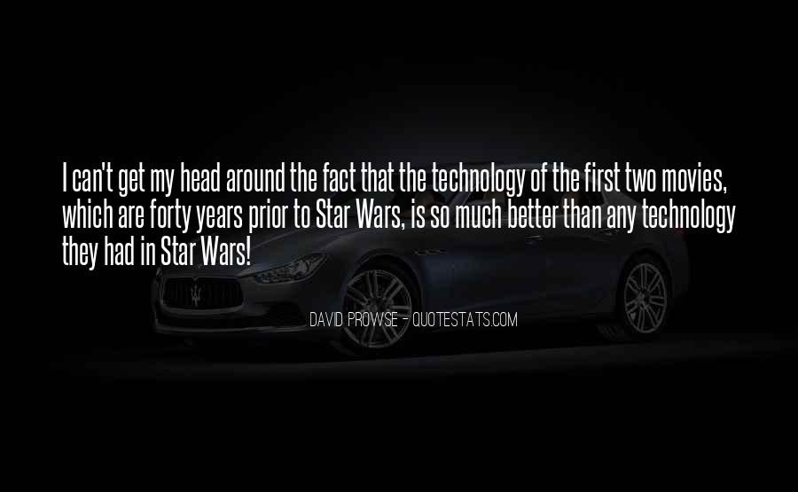 David Prowse Quotes #935953