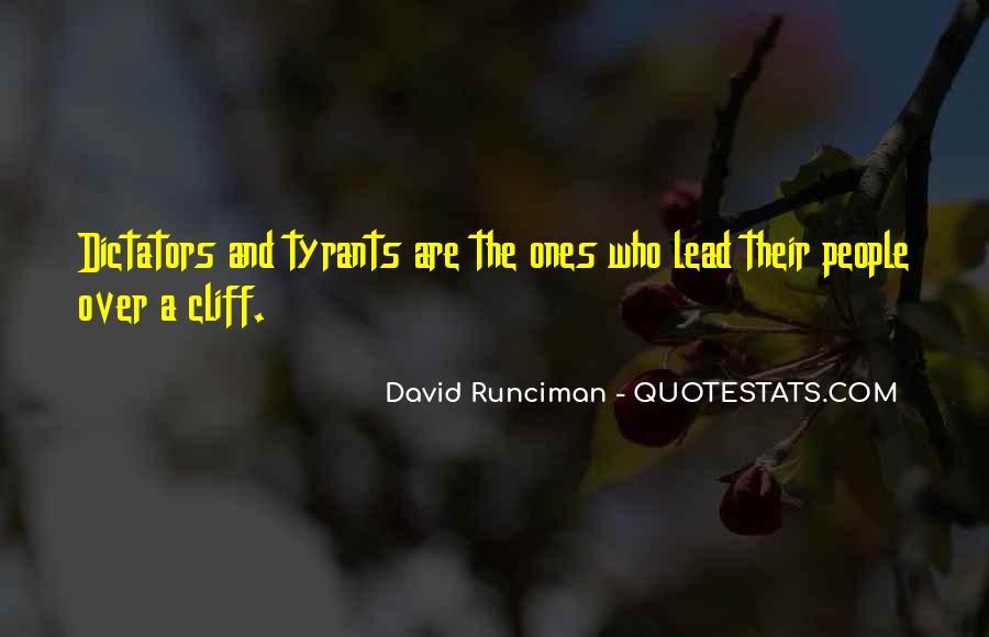 David Runciman Quotes #1545377