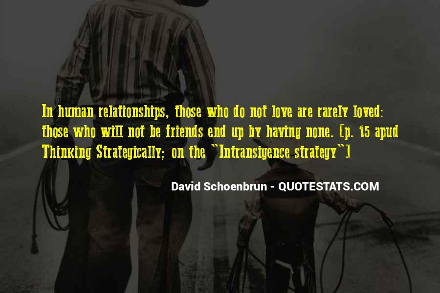David Schoenbrun Quotes #1560706