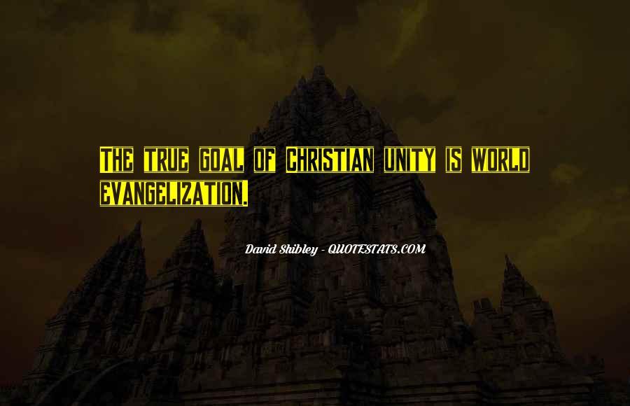 David Shibley Quotes #963599