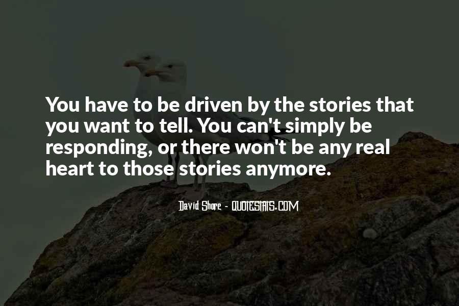 David Shore Quotes #1393166
