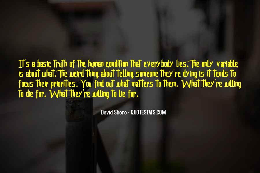 David Shore Quotes #486761