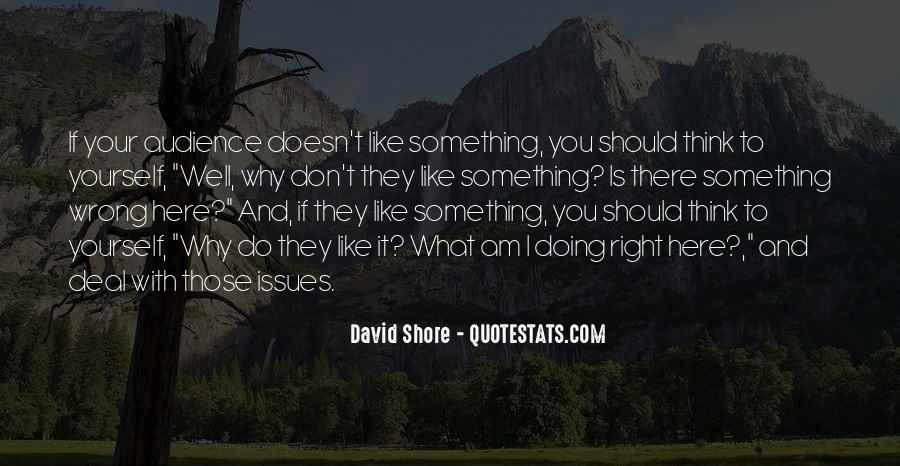 David Shore Quotes #861678