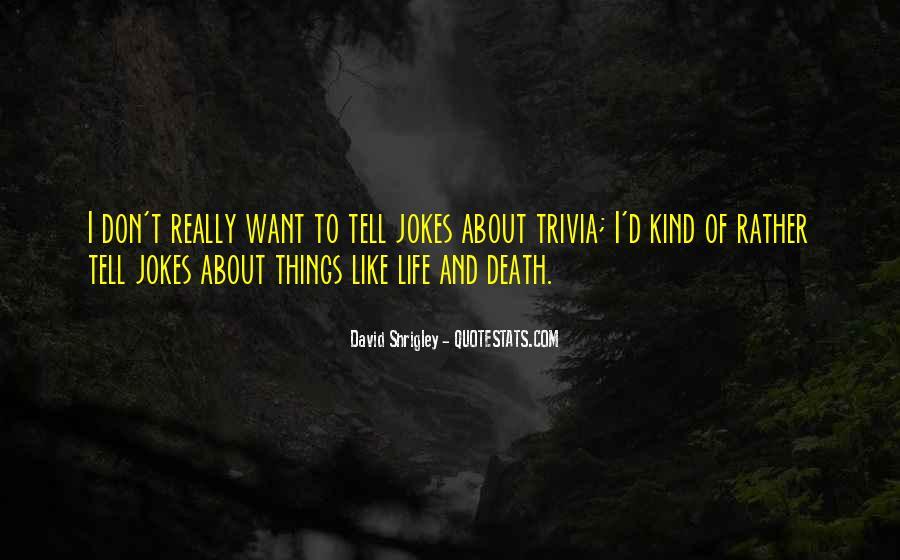 David Shrigley Quotes #1784644